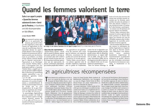 20150110 article la Meuse